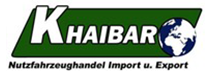 KHAIBAR – Nutzfahrzeughandel lmport u. Export