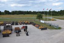 Торговельний майданчик Trimen Tractors Ltd