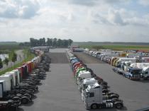 Торговельний майданчик Hulleman Trucks B.V.