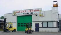 Торговельний майданчик Handelsonerneming Alfons Hanter