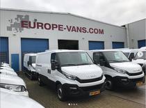 Торговельний майданчик EUROPE-VANS B.V.