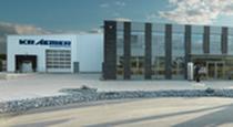 Торгівельний майданчик Kraemer Baumaschinen company