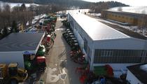 Торговельний майданчик ARNEUBA Landtechnik und Fahrzeuge GmbH