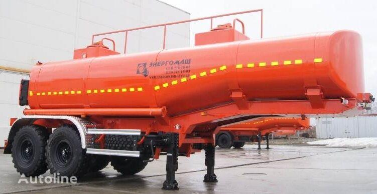 нова автоцистерна УРАЛ Полуприцеп цистерна для транспортировки сырой нефти ТТР 862702