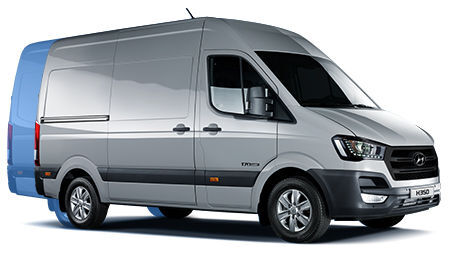 новий ізотермічний мікроавтобус HYUNDAI H 350