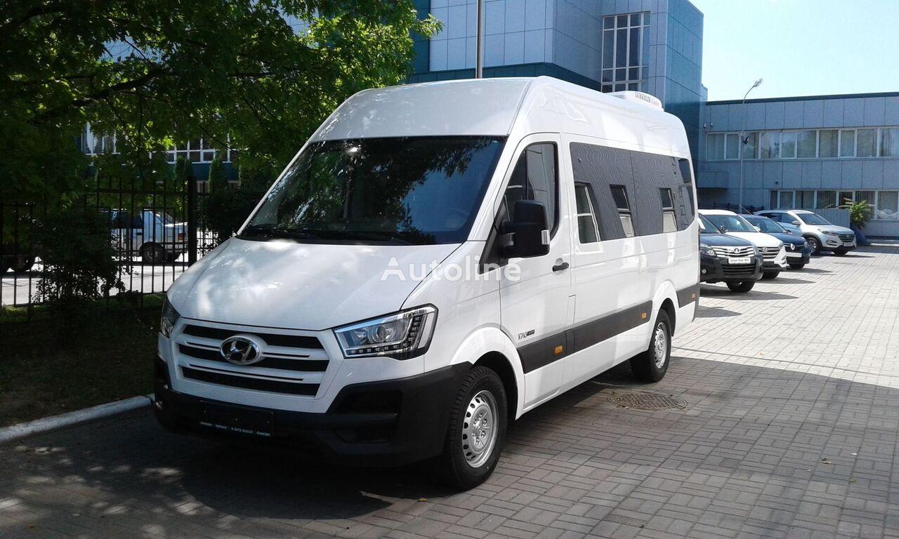 новий пасажирський мікроавтобус HYUNDAI H-350