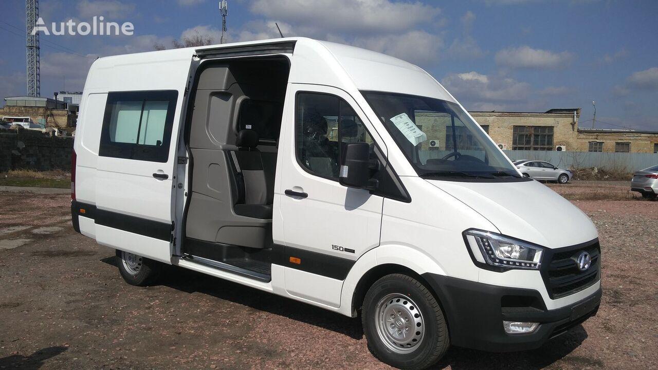 новий вантажно-пасажирський мікроавтобус HYUNDAI H-350