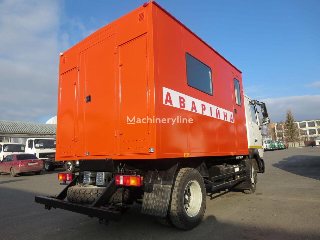 інша комунальна техніка машина аварійна АСАМ МАЗ-4371