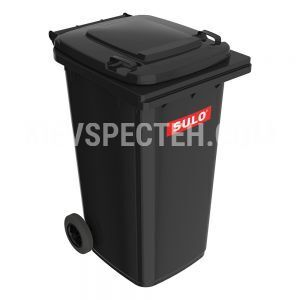 новий контейнер сміттєвий SULO EN-840-1/240 л