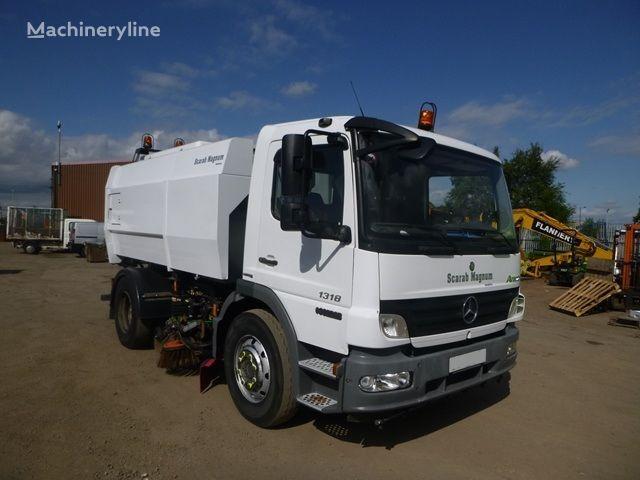 прибиральна машина MERCEDES-BENZ Atego 1318  road sweeper