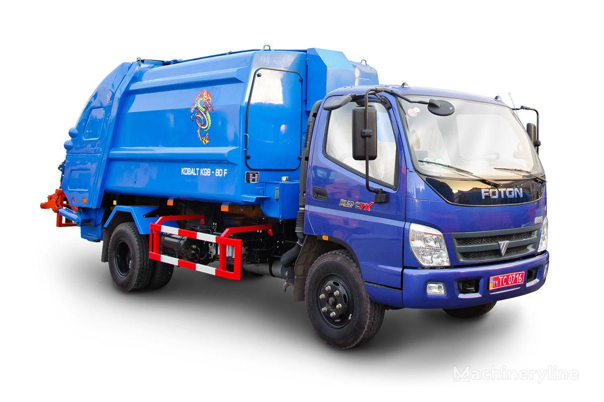 новий сміттєвоз  KGB-80 КОБАЛЬТ