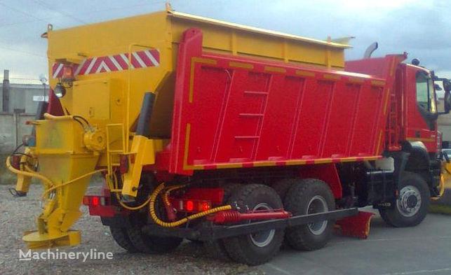 нова снігоприбиральна машина IVECO AD 380T41