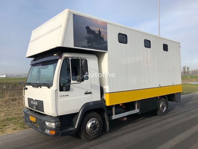 коневоз MAN LE8-180