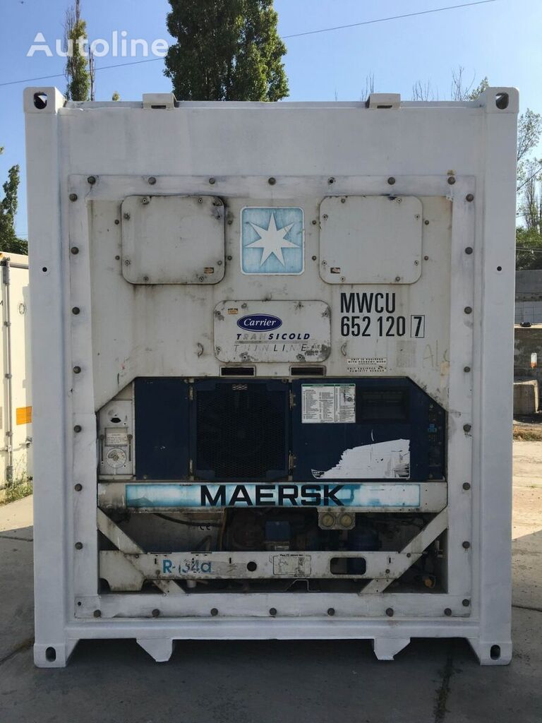 рефрижераторний контейнер 10 футів CARRIER