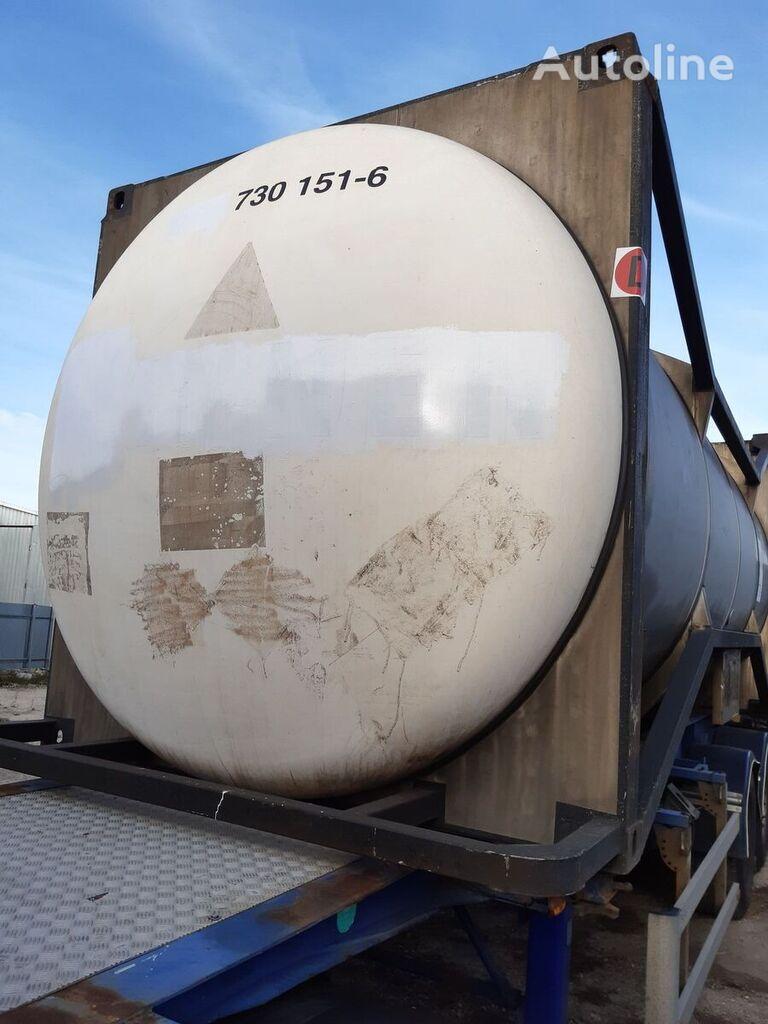 танк-контейнер 20 футів RINNEN