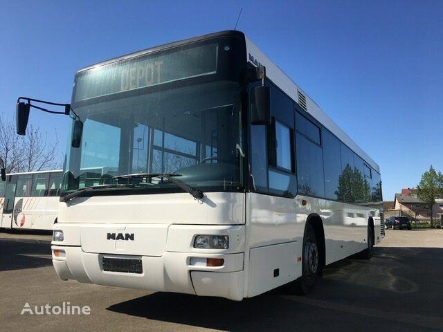 міський автобус MAN Lion S City, Euro4, Klima