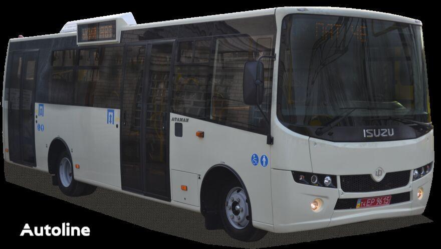 новий міський автобус ISUZU A09216