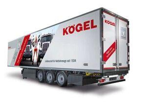 новий напівпричіп тентований KÖGEL