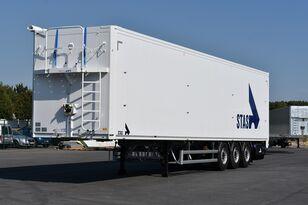 новий напівпричіп з рухомою підлогою STAS BioSTAR
