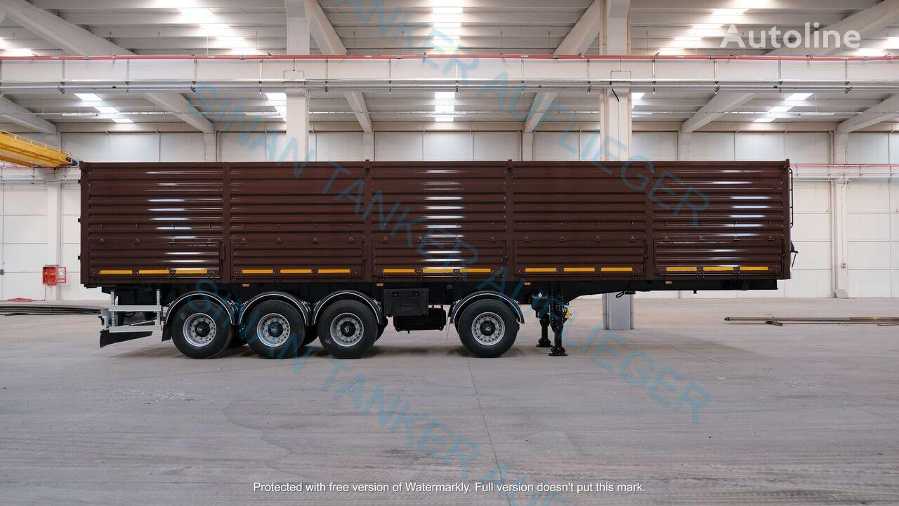новий напівпричіп зерновоз SINAN TANKER-TREYLER Grain Semitrailer - Зерновоз