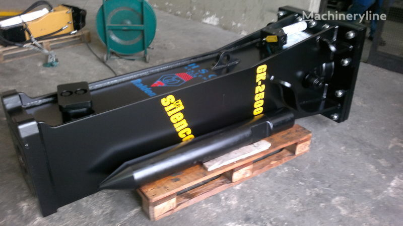 гідромолот STAR Hammer G 2500S