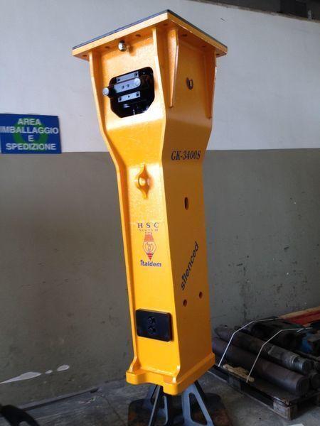 гідромолот ITALDEM GK 3400S