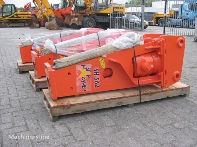 новий гідромолот ITALDEM STAR Hammer SH562