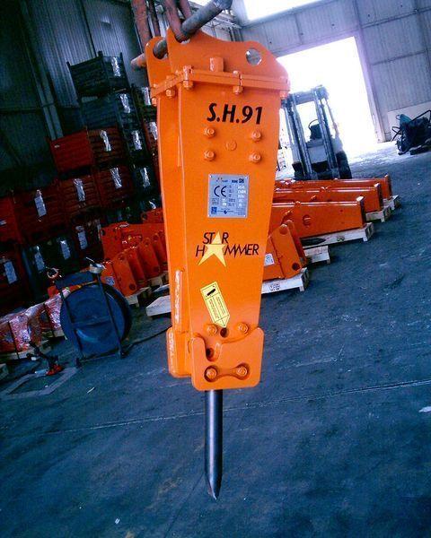 гідромолот STAR Hammer SH 91