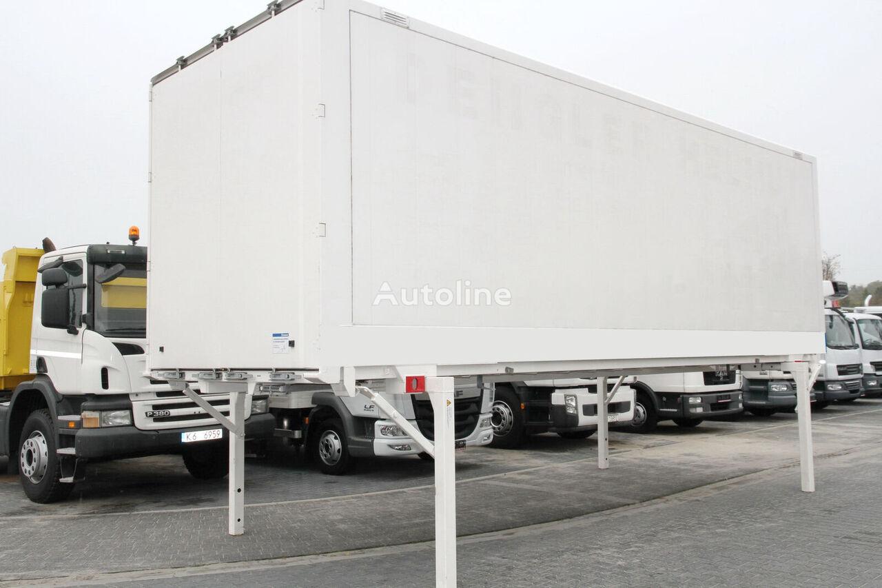 новий змінний кузов - фургон KRONE STD 6x2 OR 4x2