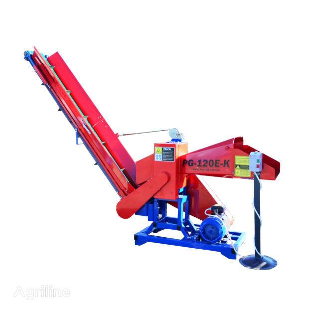 новий подрібнювач деревини PALCHE PG-120E-К