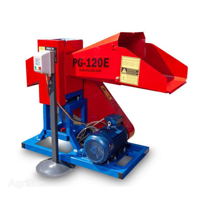 новий подрібнювач деревини  PG-120E
