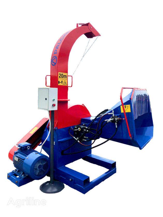 новий подрібнювач деревини подрібнювач деревини PL-160E