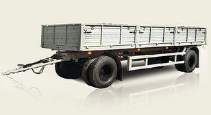 новий бортовий причіп МАЗ 837810
