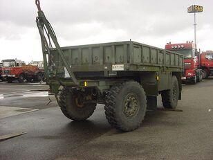 бортовий причіп TITAN TLR CGO 5T 4W