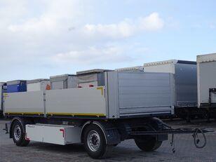 бортовий причіп WIELTON FOR BUILDING - L 7 M / BOARDS - 80 / PERFECT CONDITION