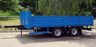 новий бортовий причіп КАМАЗ СЗАП-830622