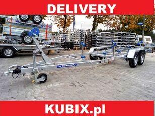 новий човновий причіп NIEWIADOW P2015HT Niewiadów boat trailer, twin-axle, braked GVW 2000kg 6,8