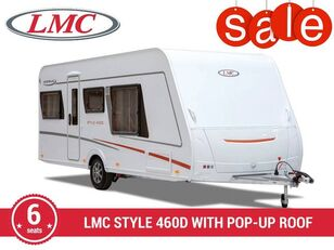 новий причіп дача LMC Munsterlan STYLE 460D (6/2020, 1250 kg)