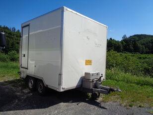 ізотермічний причіп Sävsjösläpet AB  SSLV3530B