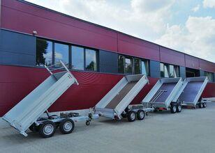 новий причіп автовоз Besttrailers TIPPER (Kiper)