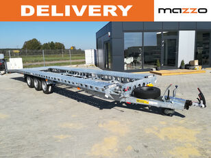 новий причіп автовоз WIOLA L35G85 844x204 cm 3 axles 3500kg