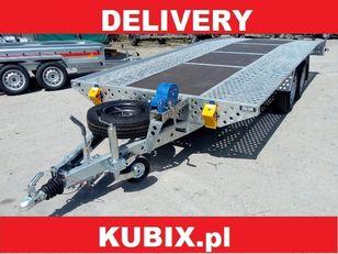 новий причіп автовоз SYLAND SH2D 460X200 KZ
