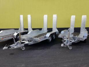 новий причіп для спецтехніки BRIAN JAMES Cargo Digger Plant 2 Baumaschinentransporter