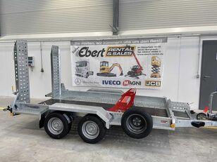 новий причіп для спецтехніки BRIAN JAMES Cargo Digger Plant 2 / opt. Tracstrap / 2.700kg