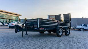 новий причіп для спецтехніки NOVA TRAILERS FOR FORKLIFT AND BOBCAT TRANSPORT