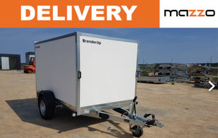 новий причіп фургон BRENDERUP Cargo 7260 B + double rear door