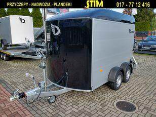 новий причіп фургон CHEVAL LIBERTE D500N-Al, przyczepa typu furgon