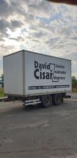 причіп фургон SVAN CHTP 18V Standard, Drum Breaks
