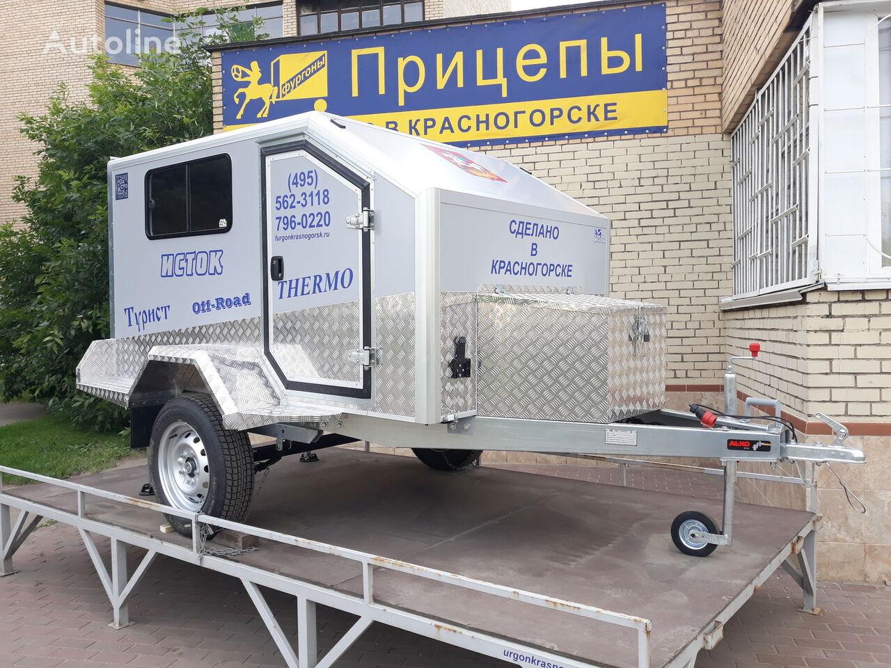 новий причіп фургон ИСТОК 3791M2