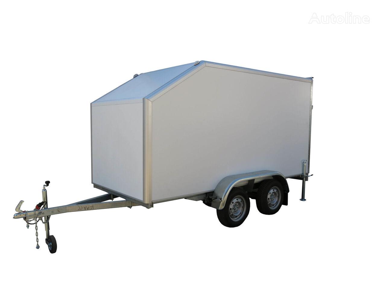 новий причіп фургон ИСТОК 3792M4